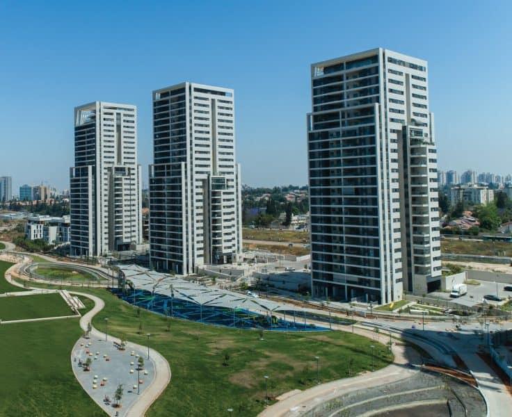הפארק בשכונת קריניצי החדשה נפתח