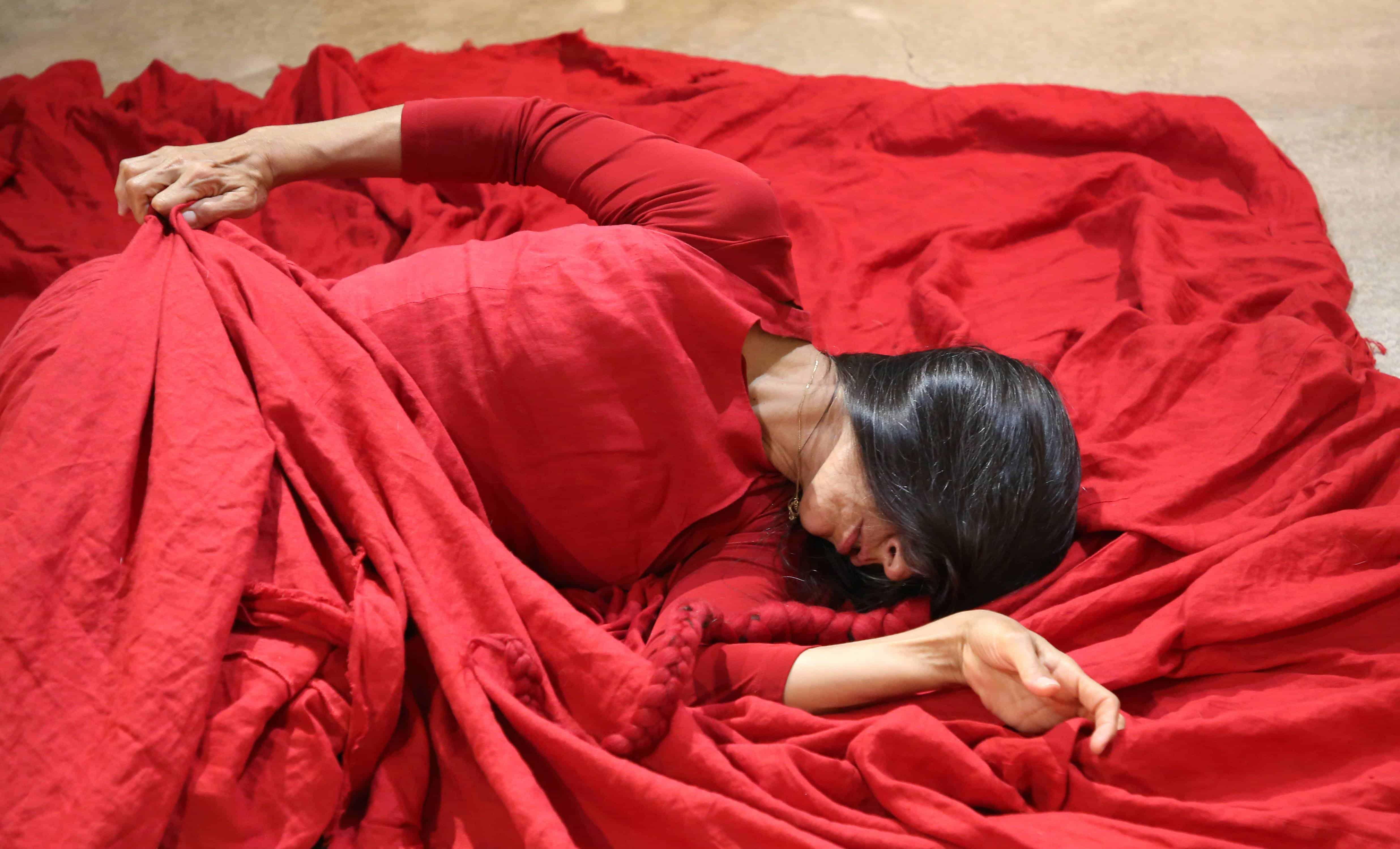 שפירית אדומה תמר בורר, צילום: נטשה שחנס