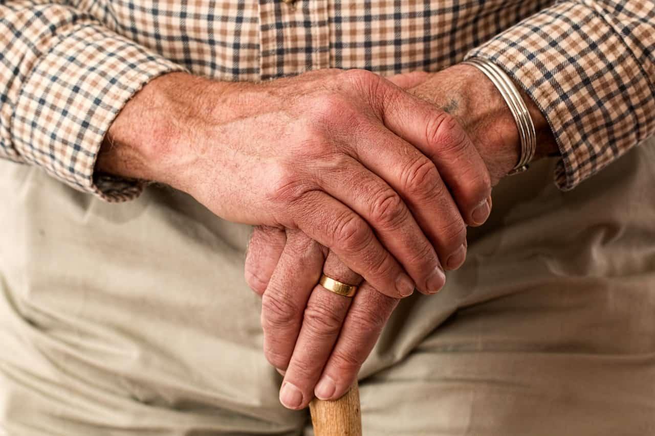 """סבא חלופי במרכז משפח""""ה, צילום אילוסטרציה"""