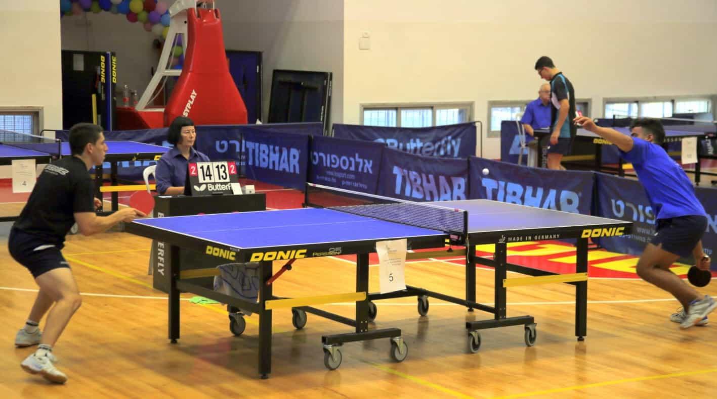 אליפות גבעתיים הפתוחה לזכר אלעד, צילום: העמותה לקידום הספורט בגבעתיים