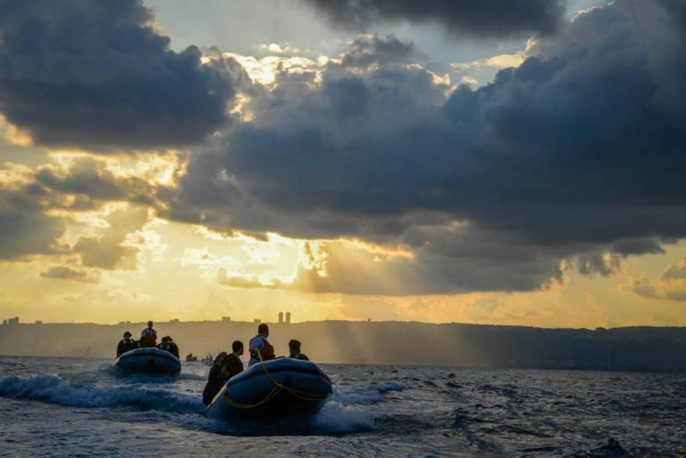 """הים זורם למשפחה בדם, צילום: באדיבות דובר צה""""ל"""