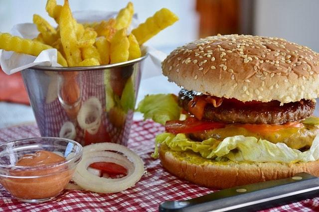 המבורגרים מומלצים (צילום: pixabay)